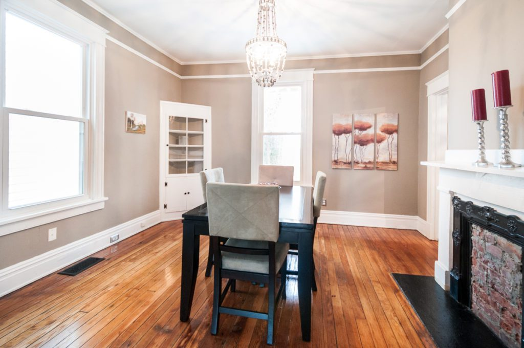 403 W 24th St dining room